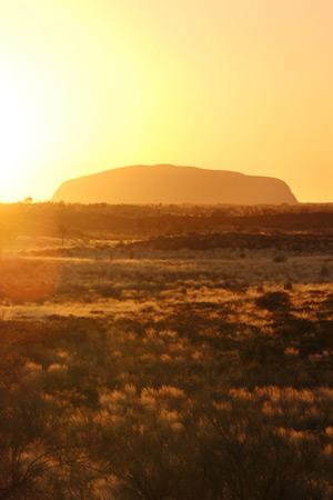 About Uluru